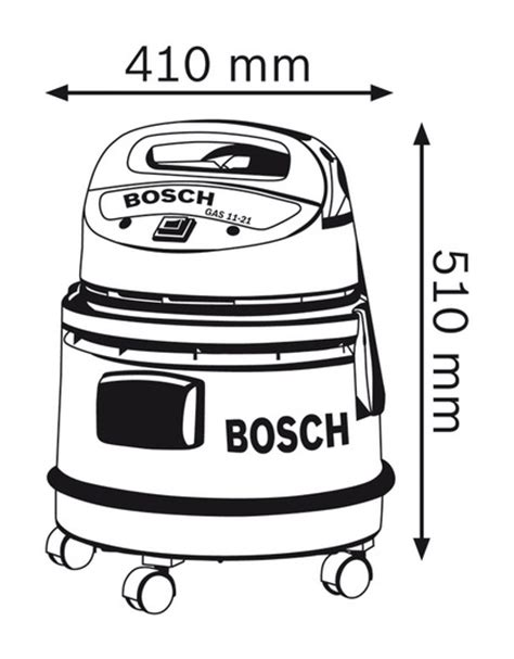Vacum Cleaner Bosch Gas 11 21 bosch vacuum cleaner 1100w gas 11 21 vacuums