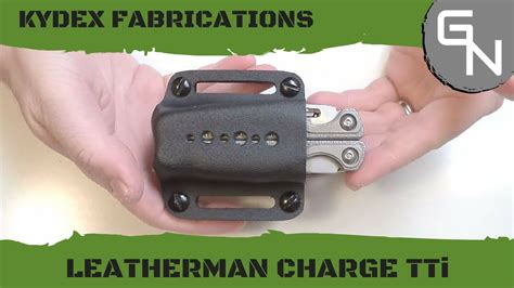 leatherman charge tti sheath leatherman charge tti kydex sheath