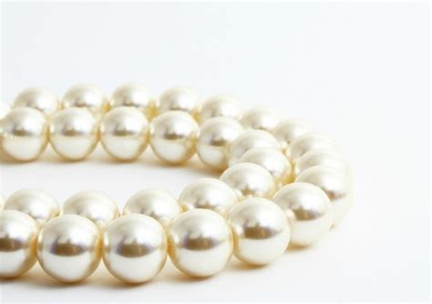 cleaning pearl jewelry thriftyfun