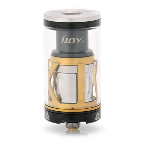 Limitless Xl 25 Rta Atomizer Authentic authentic ijoy limitless xl sub ohm rta 4ml 25mm black