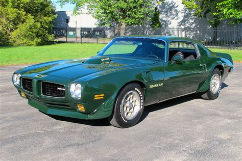 1973 Pontiac Firebird by 1973 Pontiac Firebird Trans Am Duty 455 190090
