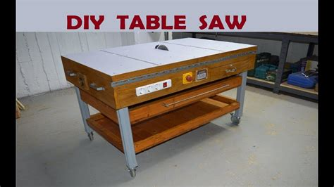how a table saw diy table saw how to a table saw
