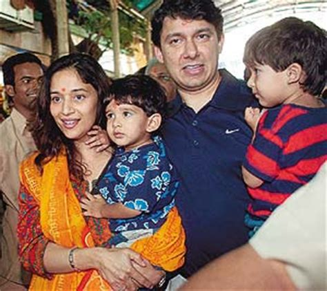 sindhi film stars in bollywood bollywood madhuri dixit with her family in images and