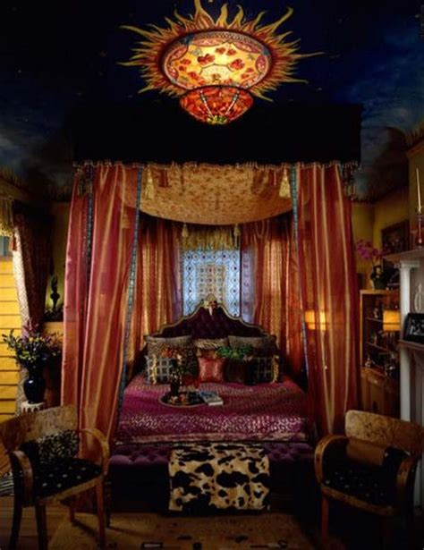 Bohemian Style Bedroom by 35 Charming Boho Chic Bedroom Decorating Ideas Amazing