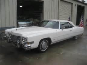 Cadillac 1973 Eldorado 1973 Cadillac Eldorado Convertible 130229