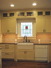 Upper Kitchen Cabinets With Glass Doors Glass Door Front Upper Cabinets Home Design Ideas