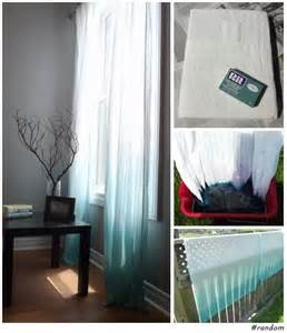 dye sheer curtains 1000 ideas about dip dye curtains on tie dye