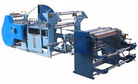 Paper Carry Bag Machine - paper bag machines paper carry bag machine