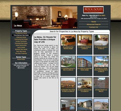 Real Estate Web Design Idx Marketing For Realtors Agents Html Autos Weblog Real Estate Website Templates With Idx