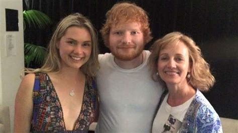 ed sheeran mom ed sheeran helps grieving family