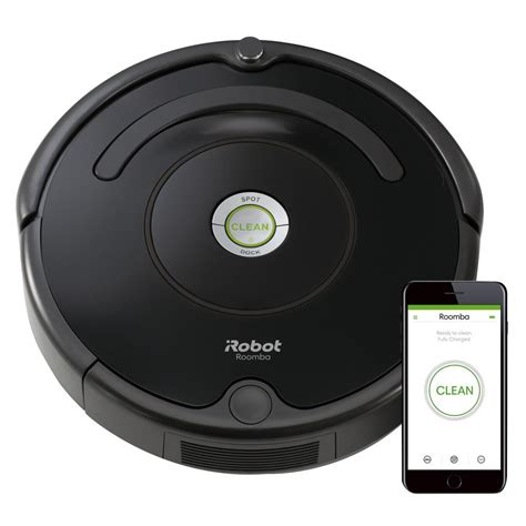 irobot roomba  wi fi connected robot vacuum cleaner
