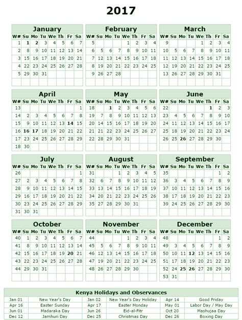 Or 2017 Free Free Printable Calendar 2017