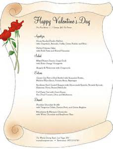 Day Menu Template 41 valentines menu templates free psd eps format