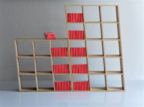 librerie pisa libreria in legno massello pisa vitamin design