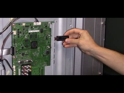 fix tv main board  usb firmware update software
