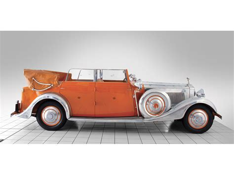 roll royce star 1934 rolls royce phantom ii star of india rolls royce