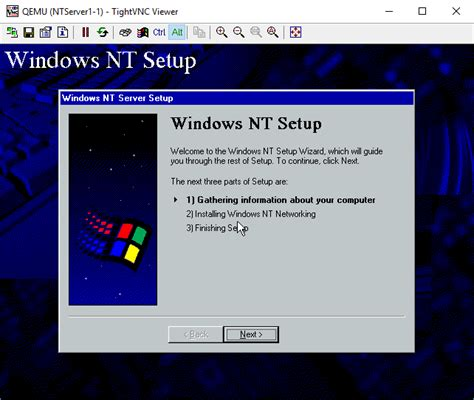 windows nt  fun  virtualization
