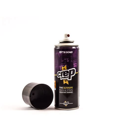 waterproof spray for shoes crep protect ultimate stain resistant spray 200ml