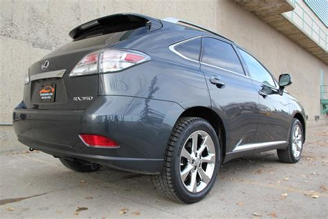 chrome lexus rims 2011 lexus rx350 awd ultra premium chrome wheel pkg