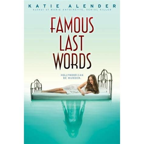 last in my books last words by alender reviews discussion