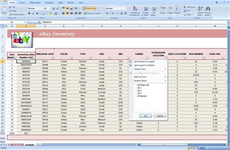 Tracking Spreadsheet by Purchase Order Tracking Excel Sheet Greenpointer