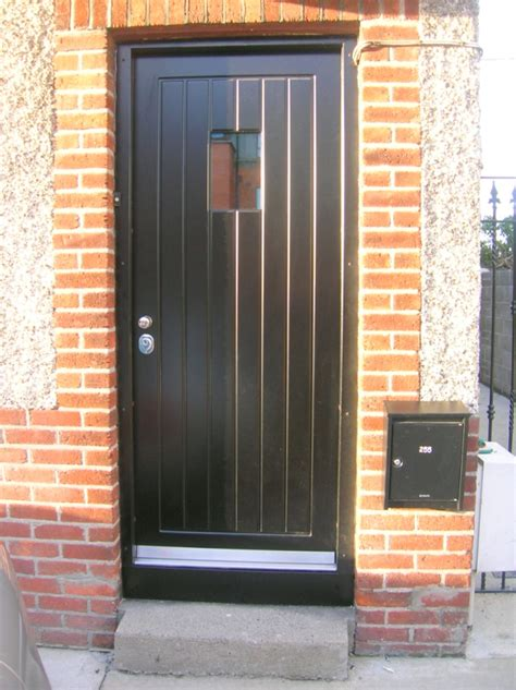 Secure Front Doors Door Security Front Door Security Window