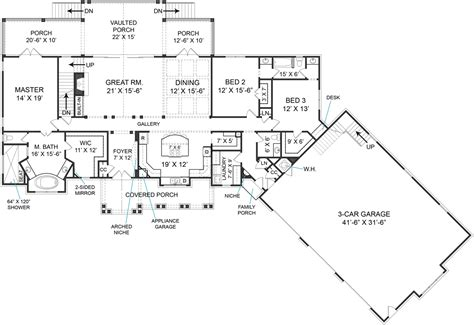styles myhomeplans thehousedesigners floor plan blueprints luxamcc