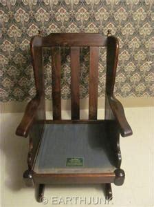antique ethan allen rocking chair ethan allen rocking chair antiqued tavern pine framed