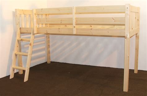 2 Foot 6 Cabin Beds avalon 2ft 6 small single solid pine cabin bed