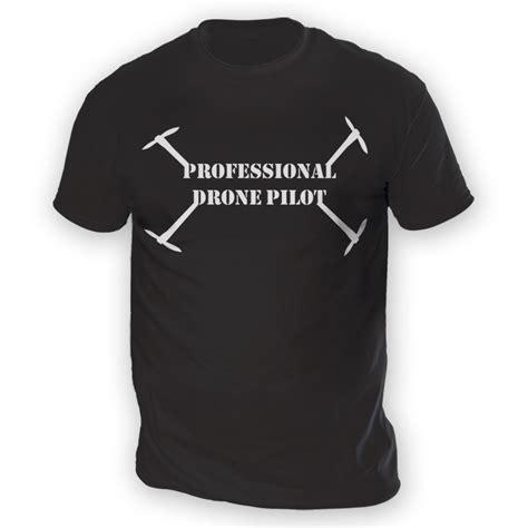 Drone Pilot Black professional drone pilot mens t shirt x13 colours gift
