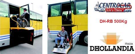pedane per disabili per auto sponde pedane per disabili ripieghevoli per pullman