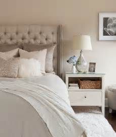 decorations neutral bedroom full:  bedroom tufted headboard sequin pillow neutral bedroom fur throw