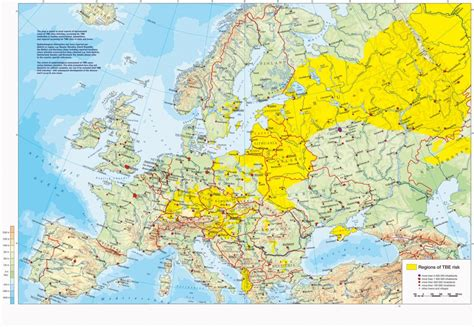 map of europe russia and africa travel vaccinations for central asia the adventourists