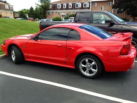 find used 2000 ford mustang gt coupe 2 door 4 6l v8