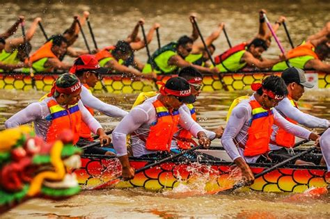 dragon boat festival kuching november 2016 events in malaysia arts culture and