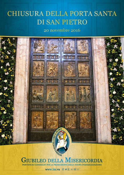 porta di roma chiusura chiusura della porta santa di san pietro