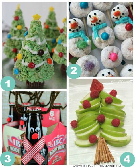 28 best easy christmas food crafts for 31 days of