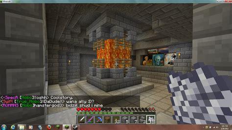 minecraft chat room minecraft room lava pillar by ajfishman on deviantart