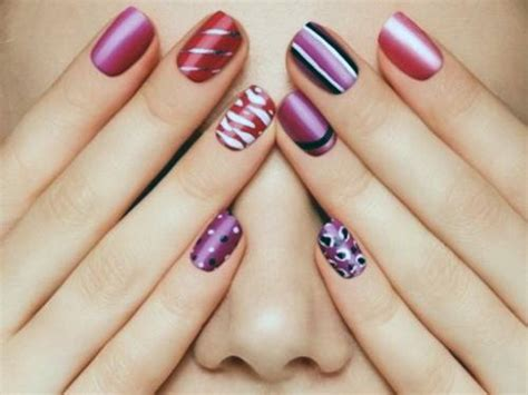easy nail designs for nails inofashionstyle