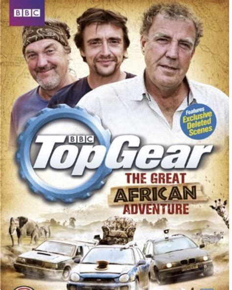 gift ideas for fans of top gear