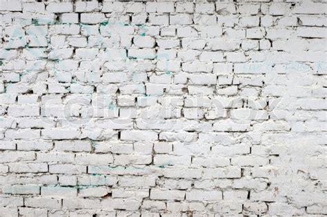 pattern white brick white brick wall pattern old brick painted with white