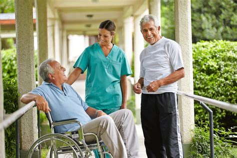 in home senior care vs a nursing home which is best for you