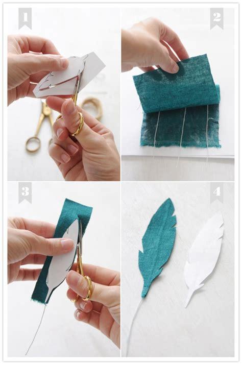 diy fabric crafts top 10 genius fabric crafts feathers fabrics and craft