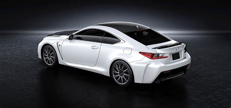 white lexus lexus rc f looking awesome in white