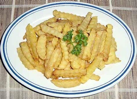 membuat kentang goreng ala cfc cara membuat kentang goreng mirip ala kfc just 4 share