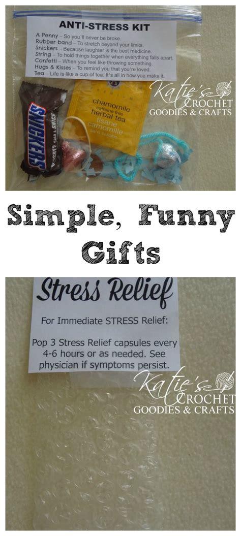 stress reduction crafts