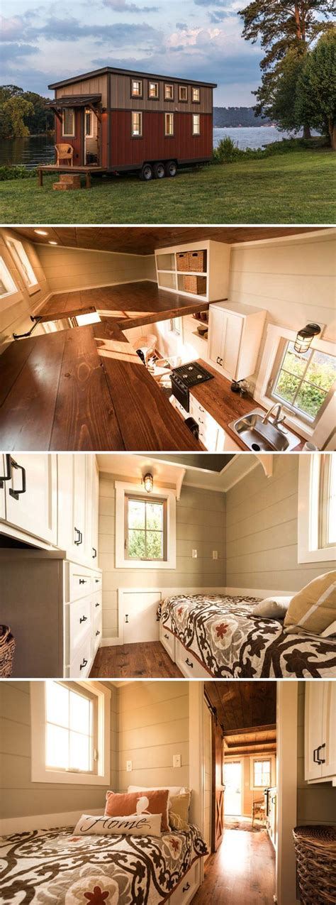 Two Bedroom Tiny House 17 Best Ideas About Tiny Home Trailer On Pinterest Tiny