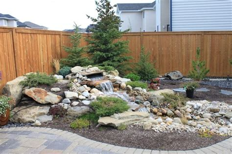 backyard pondless waterfalls pondless waterfall outdoor retreat