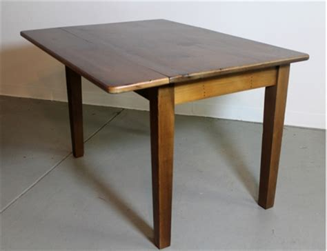 small drop leaf kitchen table small drop leaf table in oak ecustomfinishes