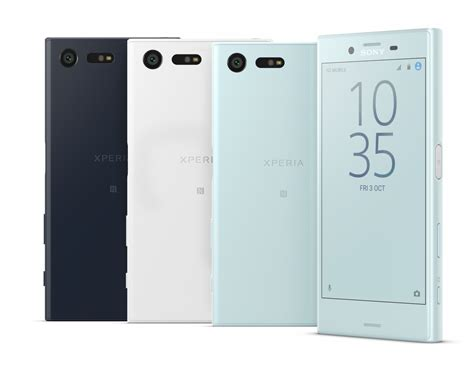 sony compact sony s flagship xperia xz and premium xperia x